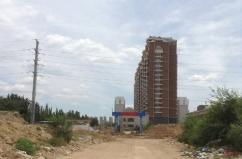 2011年呼和浩特市赛罕区富丽名苑商住工程(1)