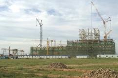 内蒙古呼和浩特市京能集团盛乐电厂